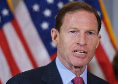 Senator Richard Blumenthal (D-Conn.).   (Getty Images)