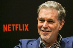 Netflix CEO Reed Hastings.  (Getty Images)