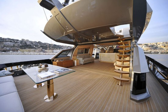 History Supreme Interior - Most Expensive Yacht