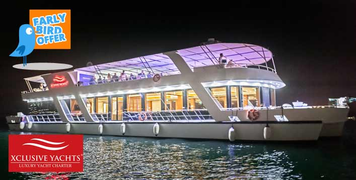 90 Minute Sunset Cruise By Xclusive Yachts
