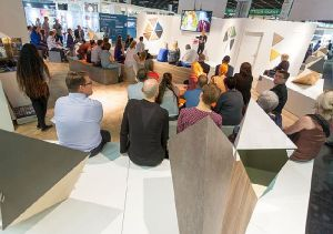 3D-printed houses, Baubotanik, Biological Transformation, Digital Materials & Smart Systems, Disruptive Materials Piazza, disruptive technologies, Haute Innovation, Innovative materials and developments in materials technology, Interzum 2019, Lightweight Solutions, Production-Related Material Innovations, Resource Efficiency & Sustainability