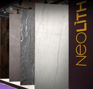 Neolith, piedra sinterizada, acero, cocinas, cuarcita, encimeras de cocina, granito, hormigón, KBIS, Kbis Las Vegas, Neolith, Neolith en Kbis, piedra sinterizada, superficies de cocina, Kbis, Batibow
