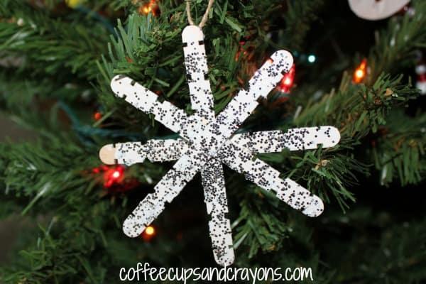 christmas ornaments popsicle sticks # 41