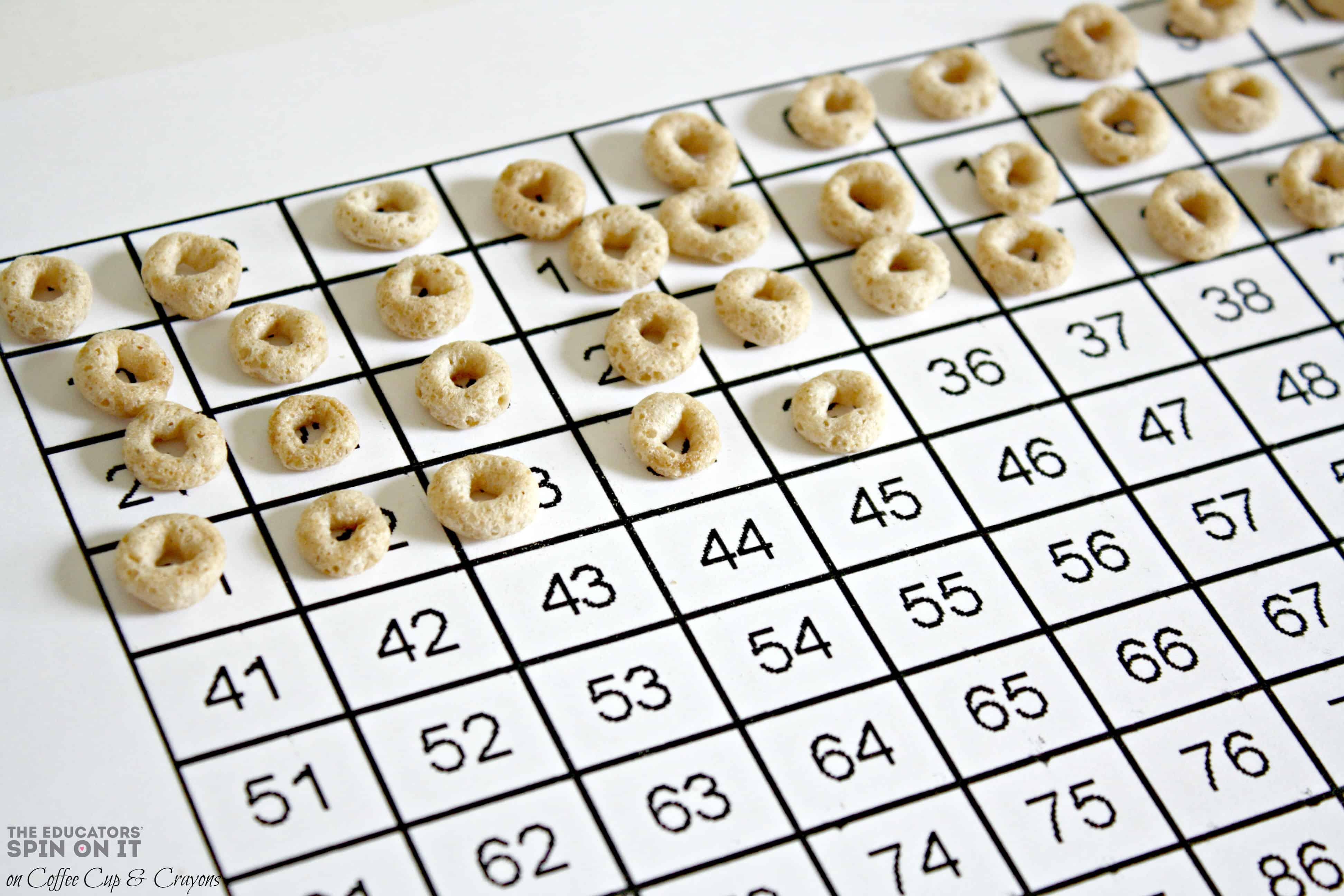 Math Play For Kindergarten Numbers 1 100