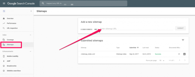 Add Sitemap To Google
