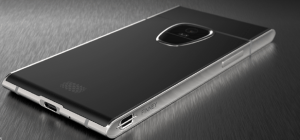 Sirin Labs Finney Smart Phone