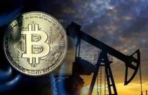 Bitcoin oil