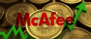 McAfee氏の予想:2020年までにビットコイン価格は1億円突破