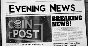 夕刊CoinPost|5月22日の重要ニュースと仮想通貨情報