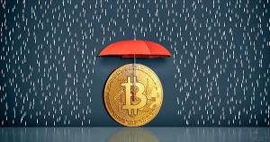ビットコイン急落で「売られ過ぎの目安」RSI30%を下回る