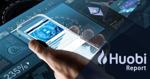 Huobi研究所提供の業界研究レポート:上位100通貨の取引高が急増、MONAの出来高は1500%を記録