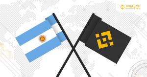 【公式発表】アルゼンチン政府、年間10社のブロックチェーン事業に出資へ 仮想通貨取引所Binanceとの連携で実現