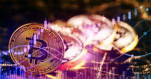 米仮想通貨プラットフォームが6月のビットコイン展望を「不確定」に変更、 金融市場との強い逆相関も