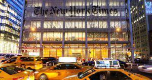 NYタイムズ、ブロックチェーン基盤の報道プラットフォームに着手か 米求人サイトに情報を掲載