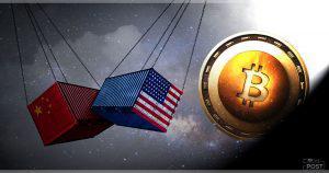 直近数ヶ月のビットコイン高騰に「人民元」の急落の影響|中国投資家の動向は