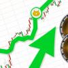 仮想通貨取引所コインチェック上場でモナコインが高騰|国内の新規上場は1年4ヶ月ぶり