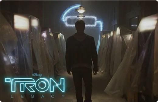 Tron Legacy movie image inside Flynns Arcade.jpg