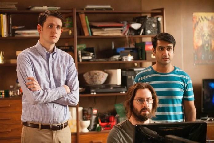 Jared Dunn, Dinesh y Gilfoyle.