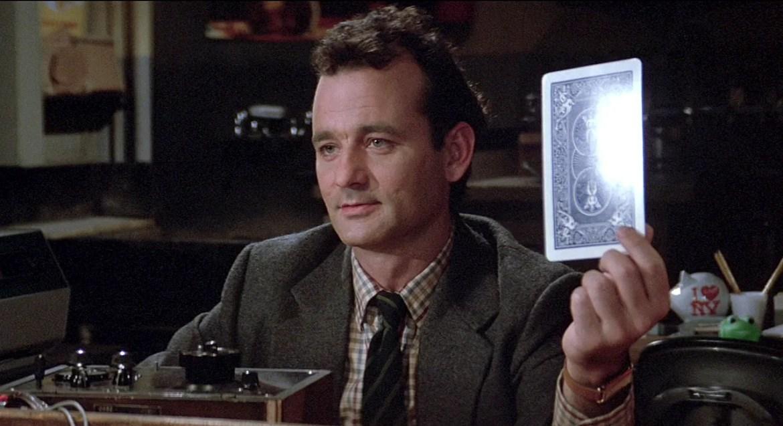 Znalezione obrazy dla zapytania ghostbusters money bill murray