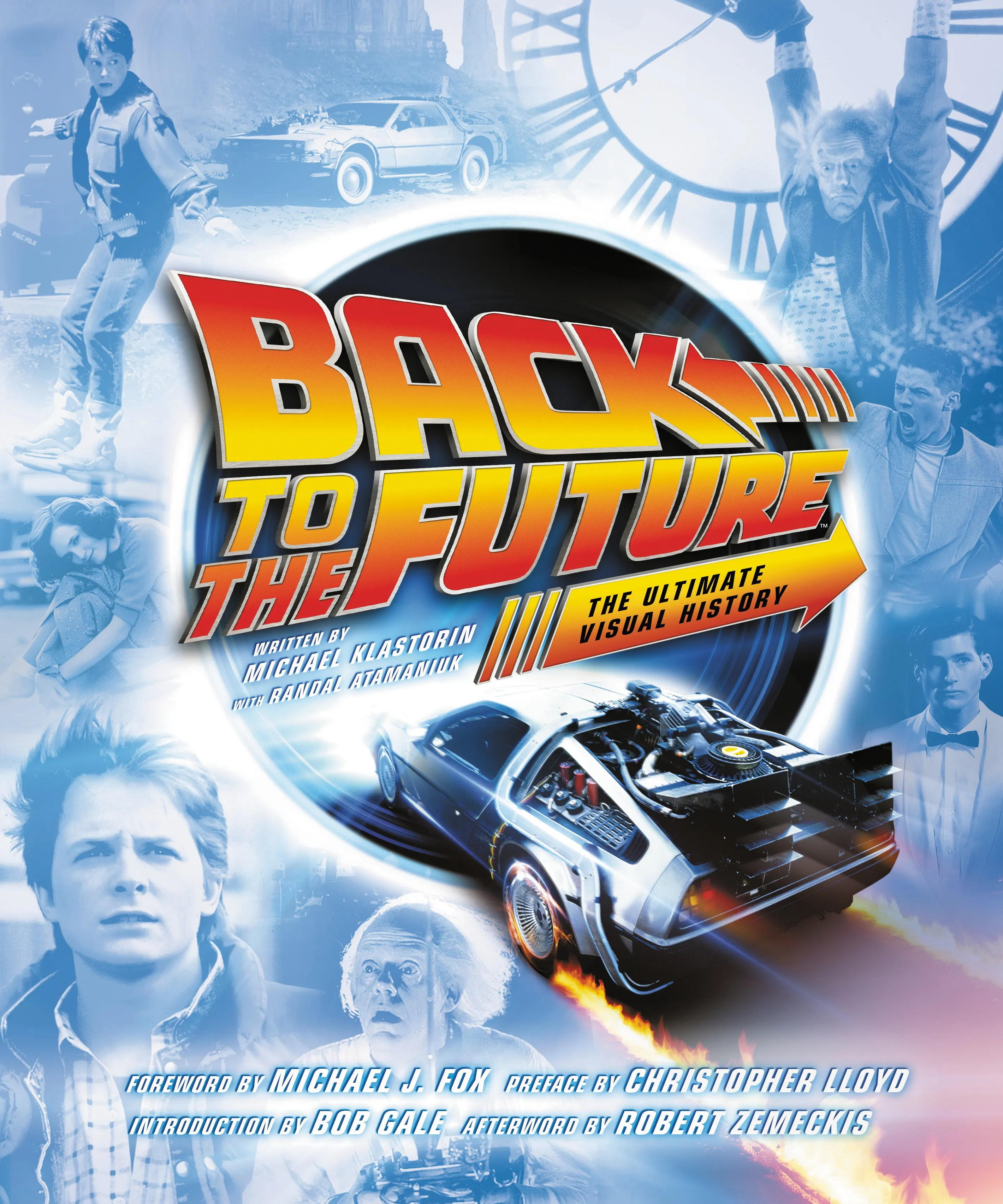 Back To The Future Blu Ray Trilogy Giveaway