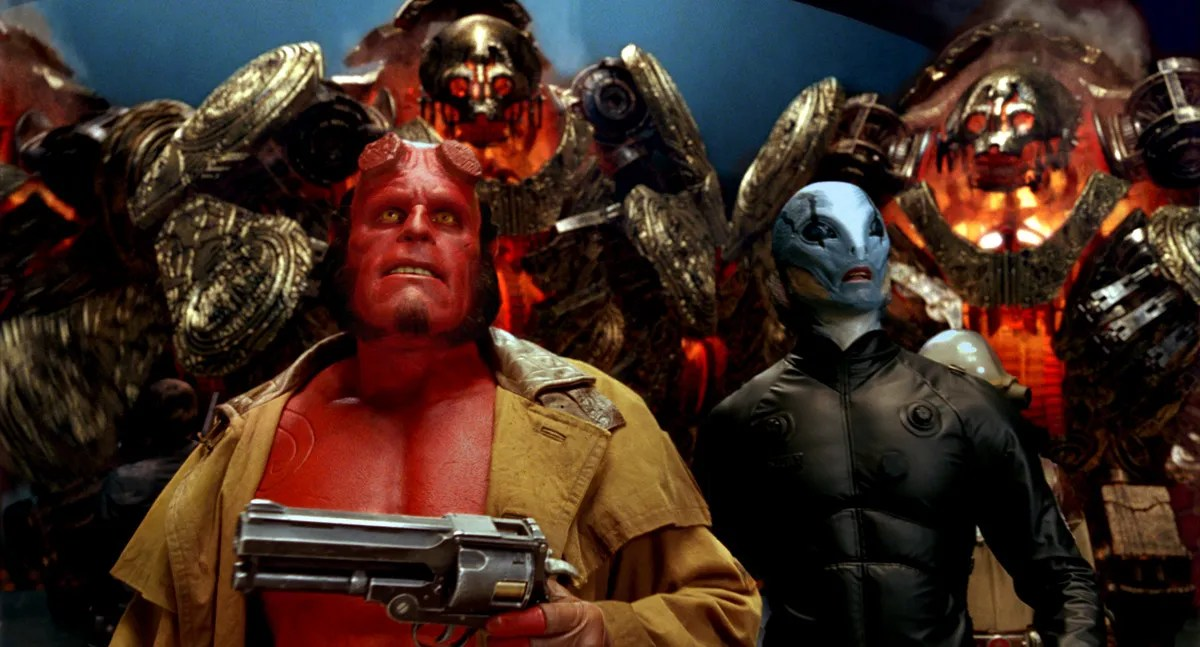 Bilderesultat for hellboy 2 pics