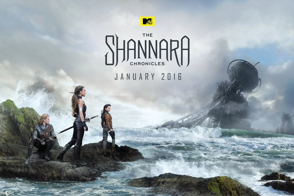 the shannara chronicles poster - 10 Shows To Look Out For In 2016!