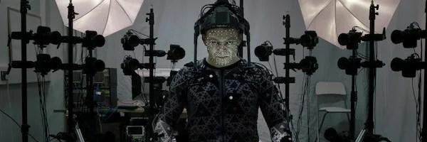 звездные войны-The-сила пробуждается-высшую-ЛИДЕР-Snoke-Энди Серкис-
