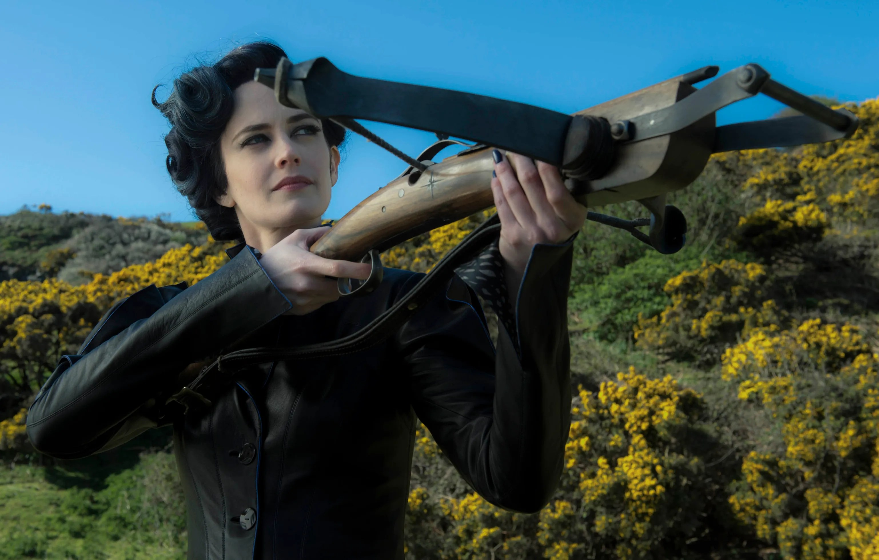 Image result for miss peregrine's home for peculiar children