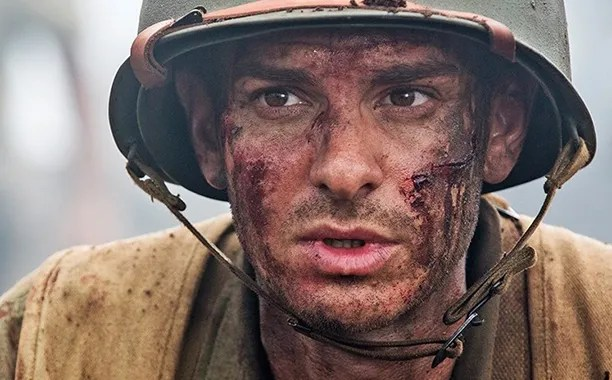 Image result for hacksaw ridge andrew garfield