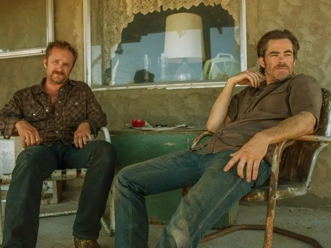 Image result for Ben Foster hell or high water