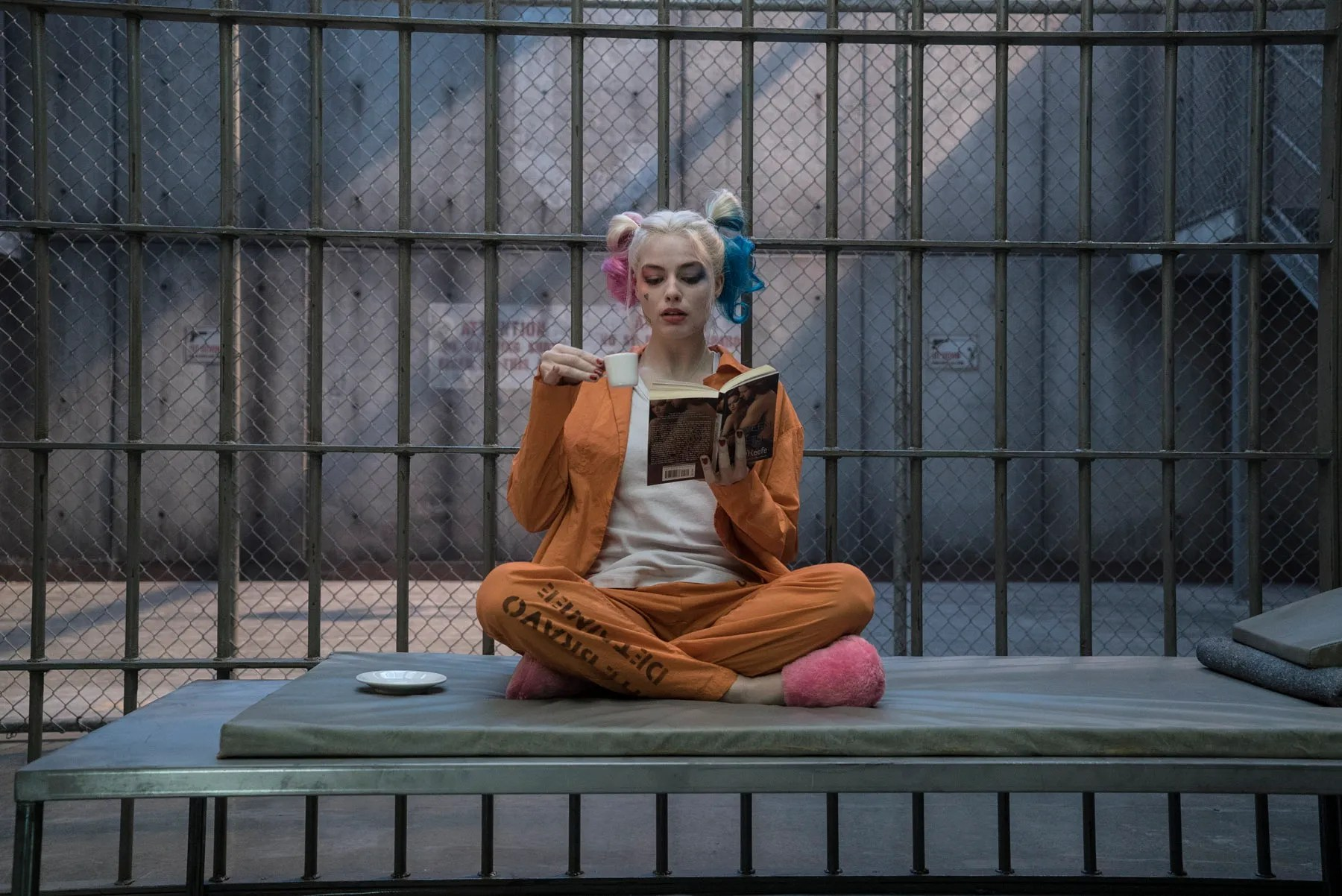 Image result for margot robbie harley quinn interview