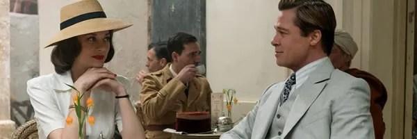 Image result for Marion Cotillard and Brad Pitt