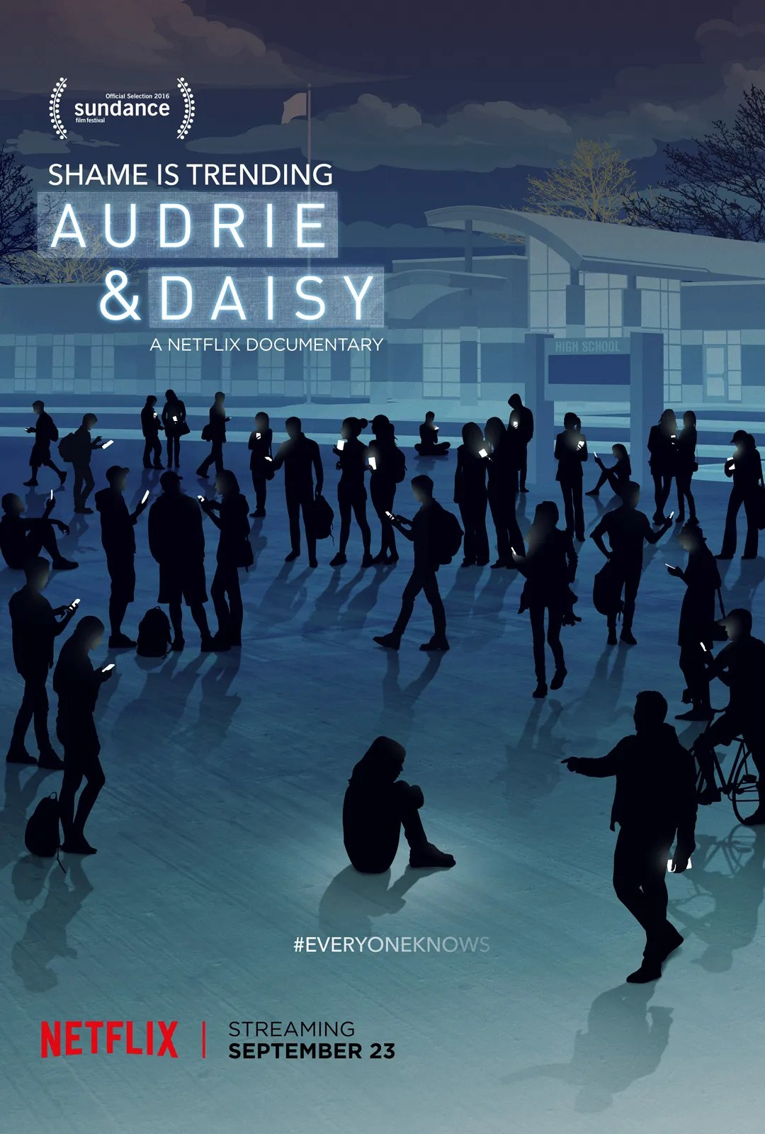 Image result for audrie and daisy netflix
