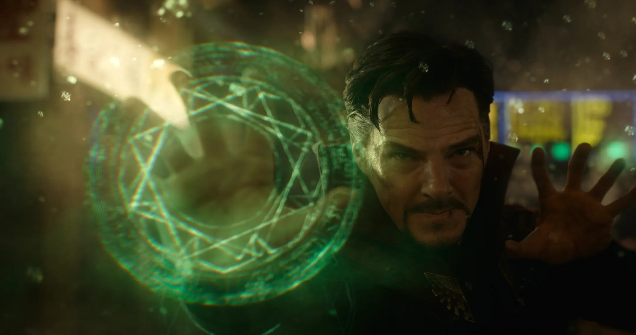 Image result for dr strange movie fights
