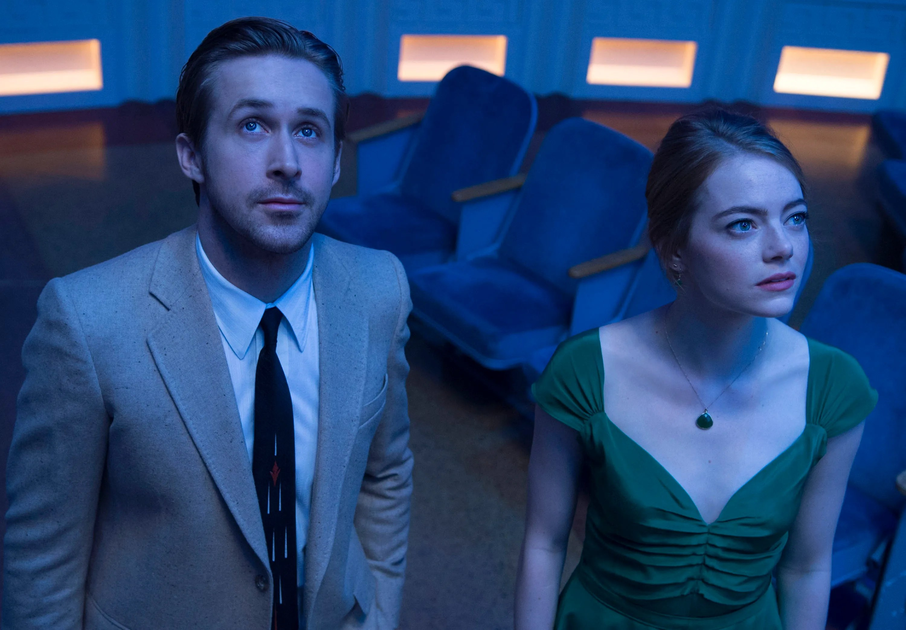 Image result for emma stone in la la land