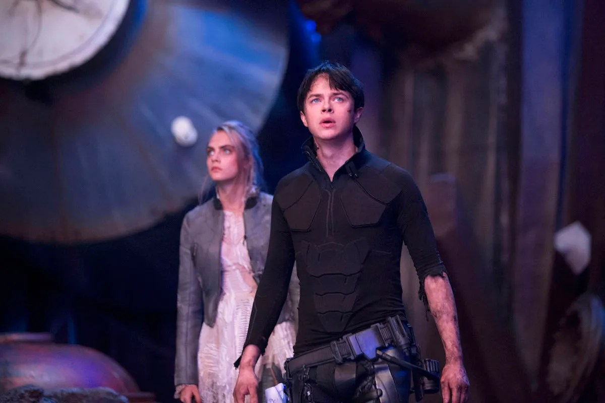 Image result for dane dehaan valerian
