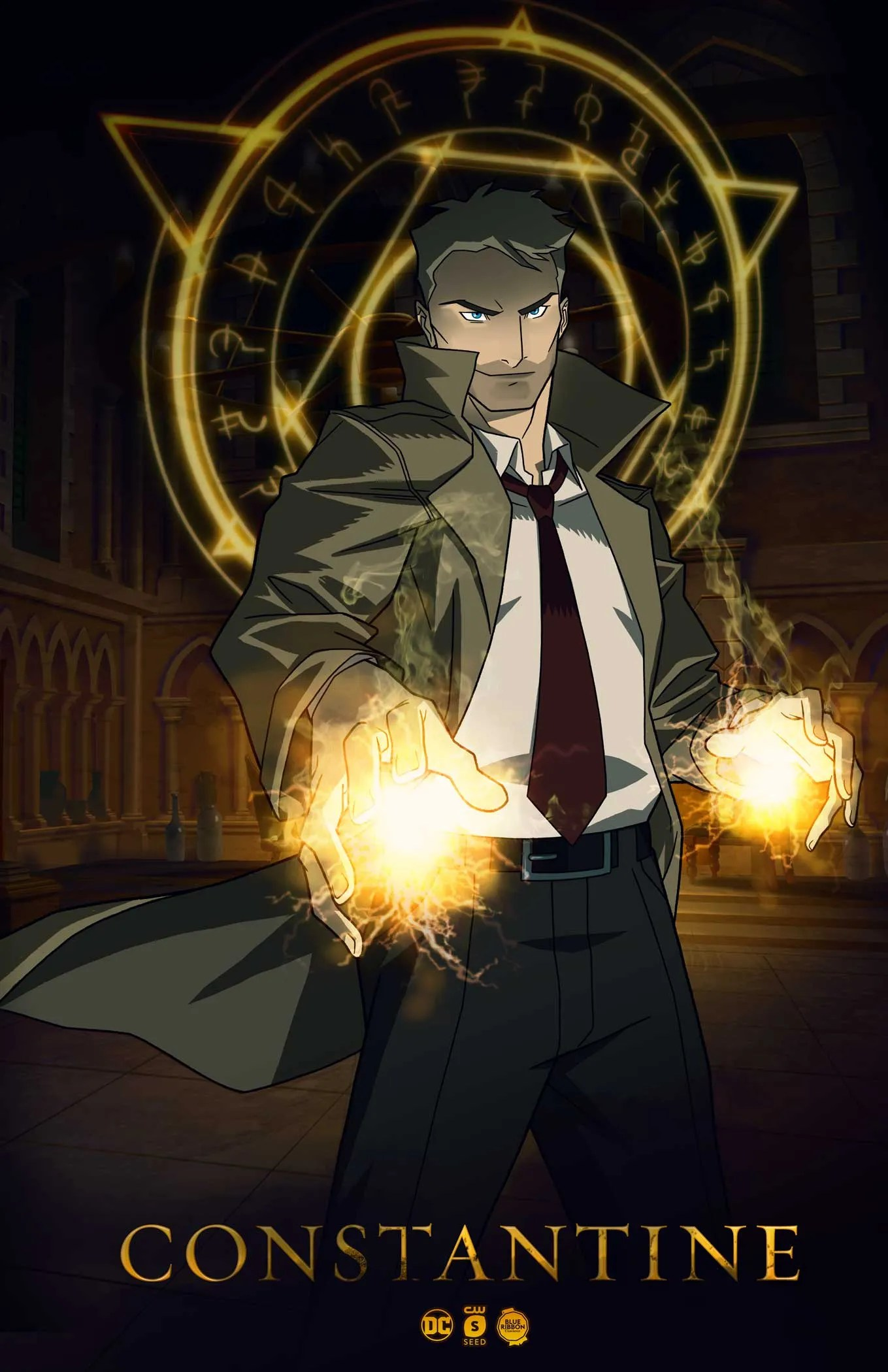 Image result for constantine cw seed