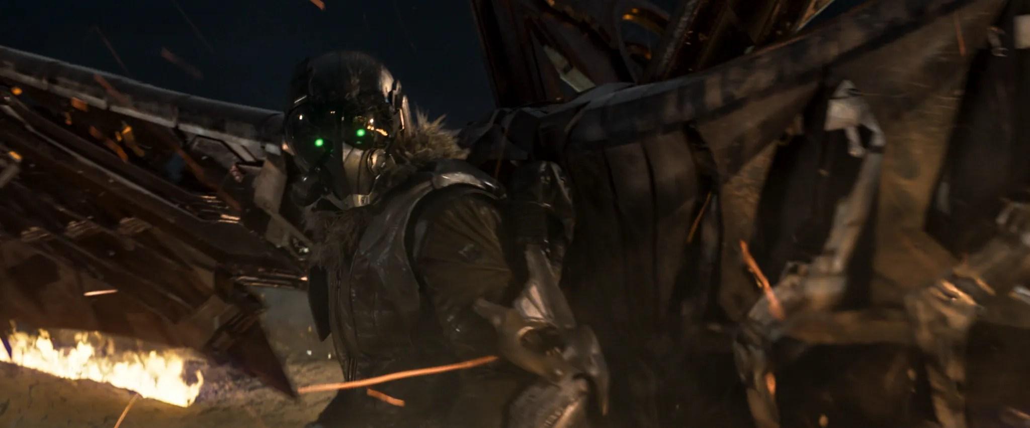 Image result for spider man vulture