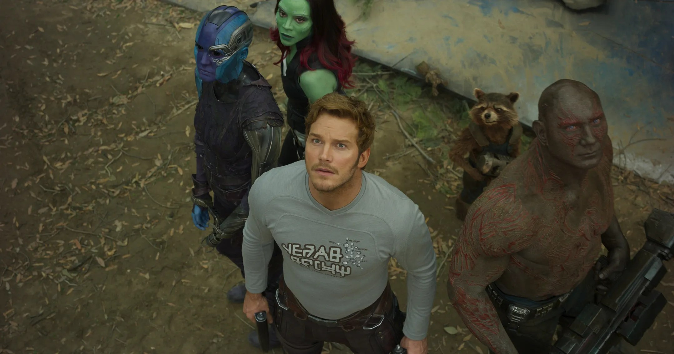 Image result for Guardians of the Galaxy Vol. 2 scene