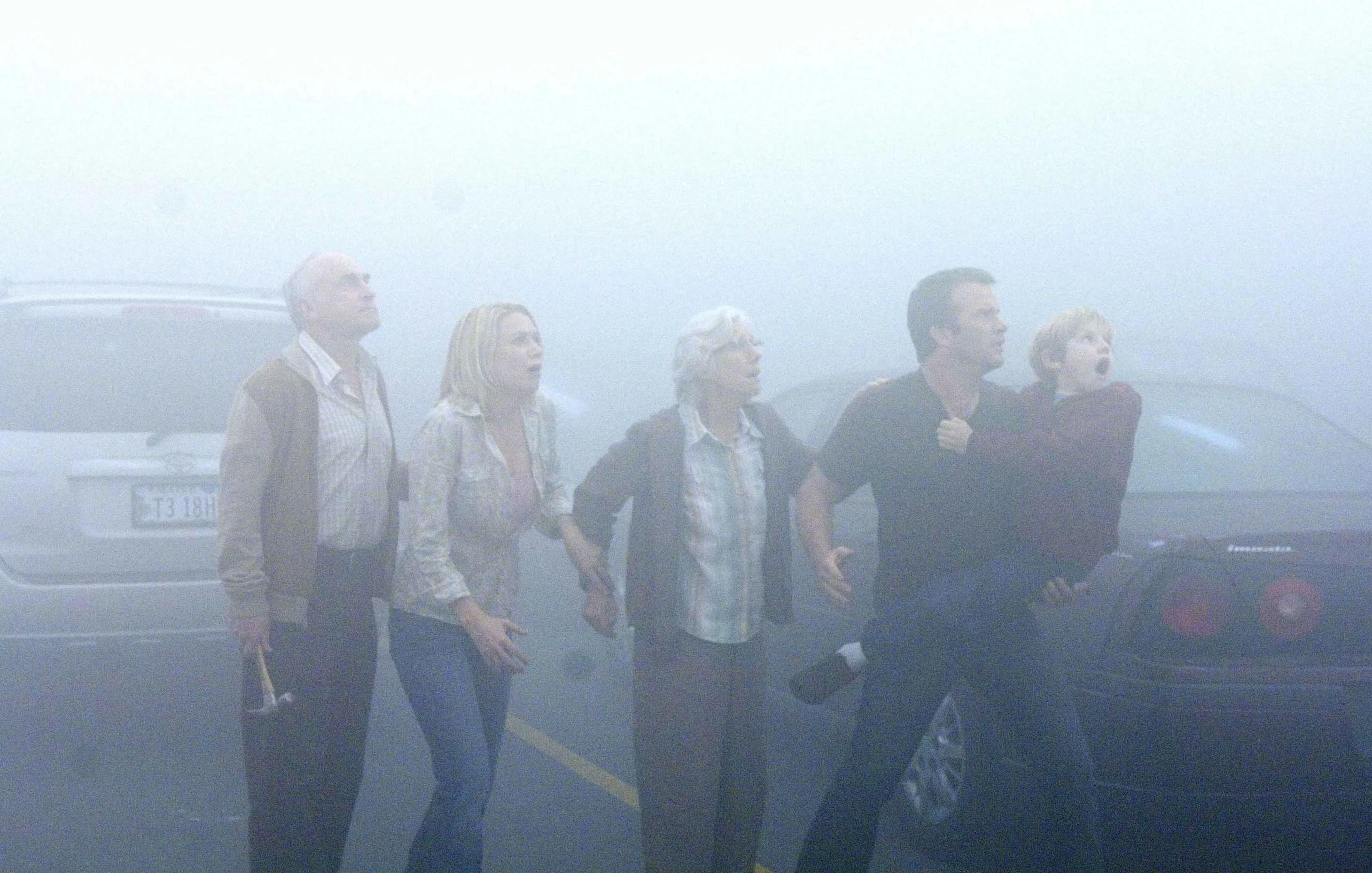 Image result for the mist 2007
