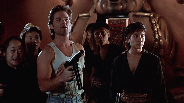 Big Trouble In Little China Remake Kurt Russell