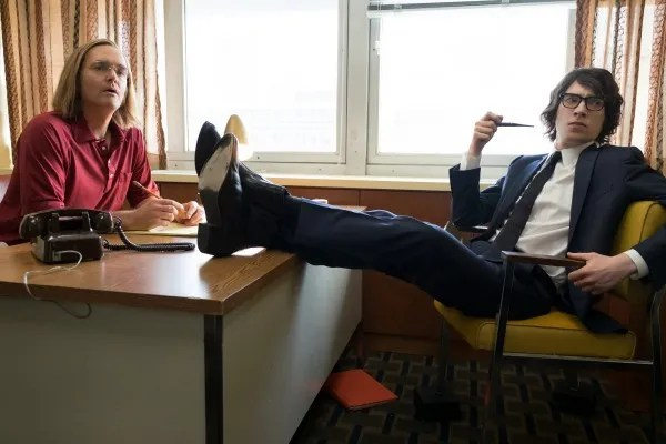 futile-and-stupid-gesture-will-forte-domhnall-gleeson