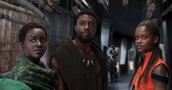 black-panther-chadwick-boseman-letitia-wright-lupita-nyongo