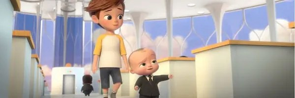 Diaper Baby Boss Trailer