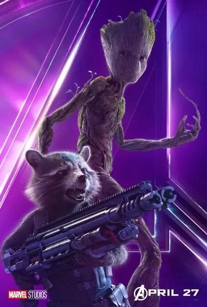 avengers-infinity-war-poster-rocket-groot-bradley-cooper-vin-diesel