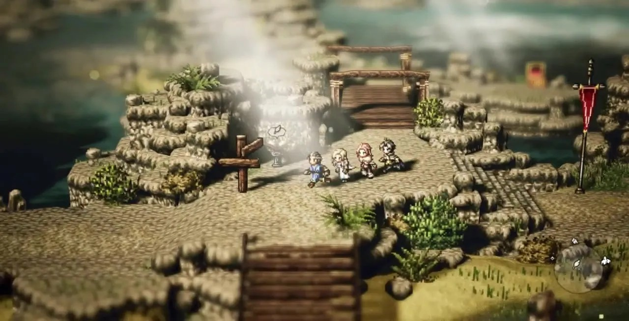 Octopath Travelers Story Falls Apart Due To A Glaring