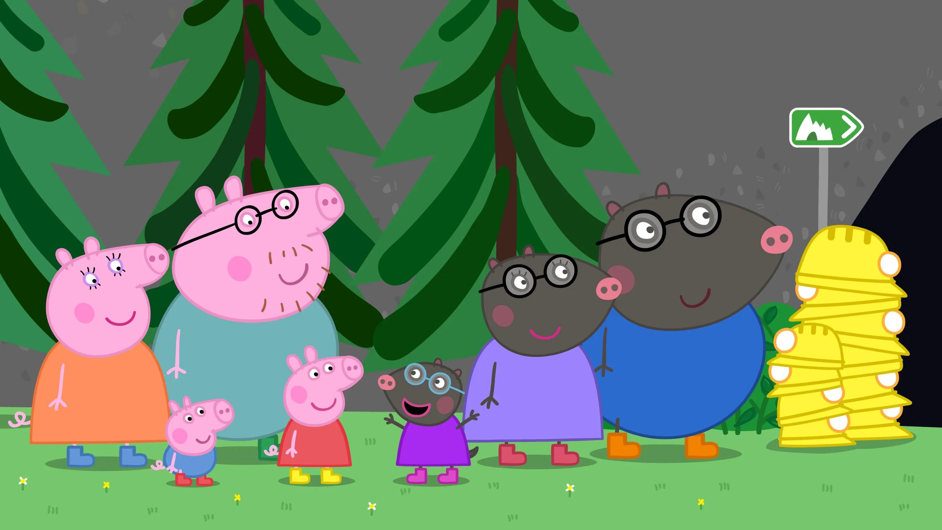 Noisy Night Peppa Pig