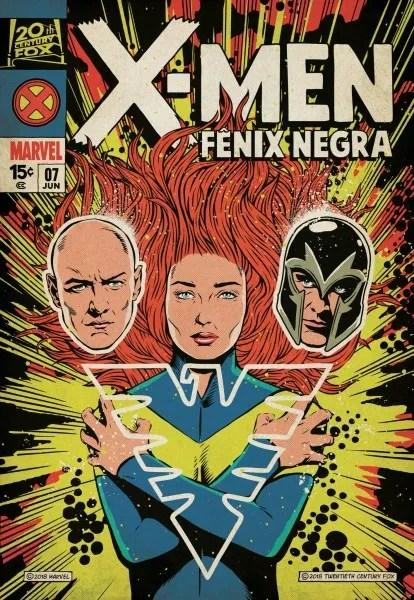 x-men-dark-phoenix-retro-poster