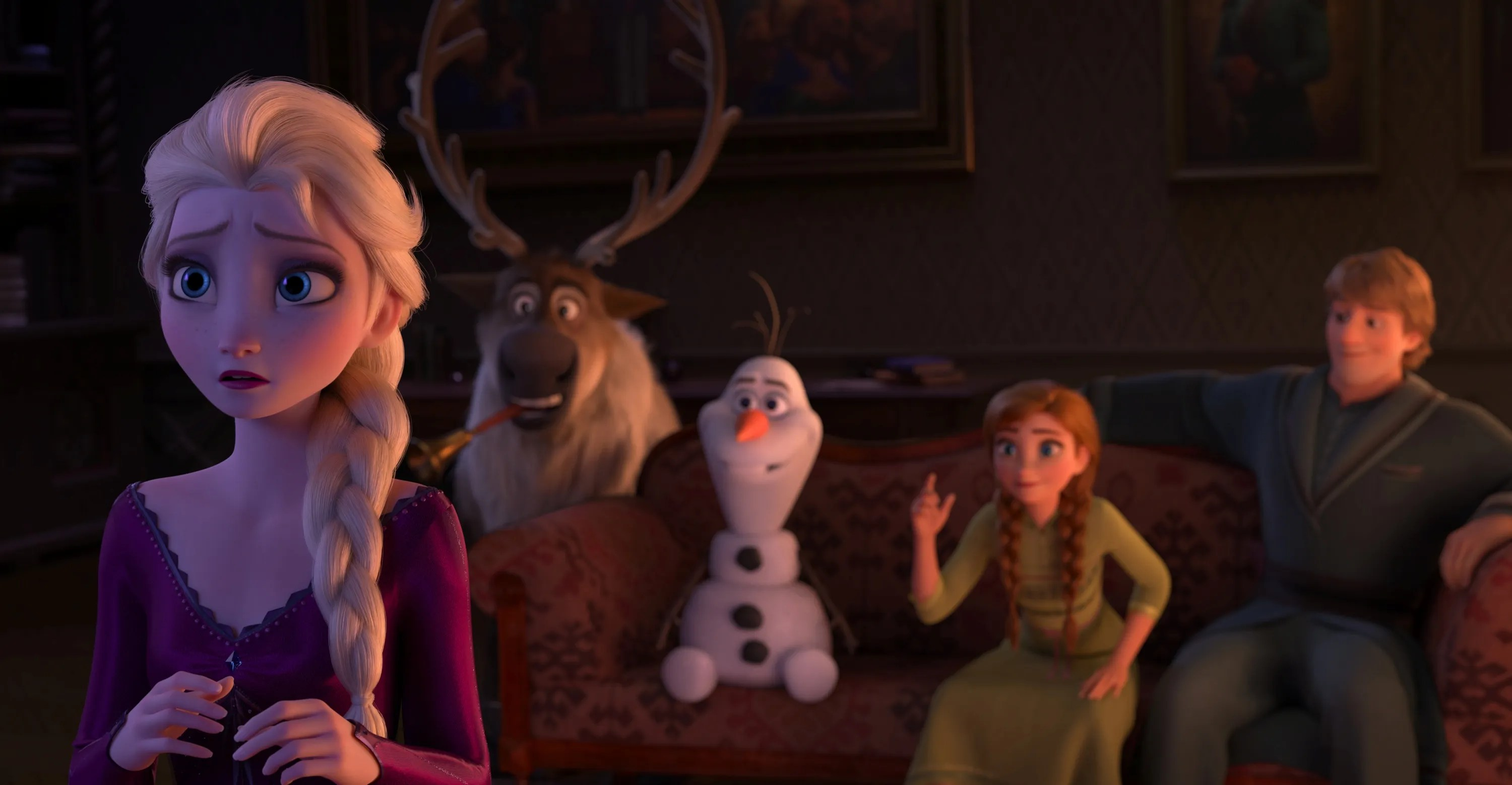 Frozen 2 Plot Details Timeline New Characters And More