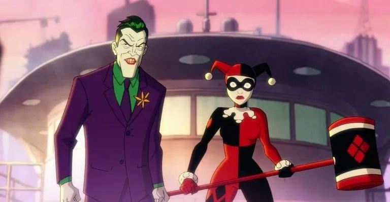Harley Quinn dating Coach